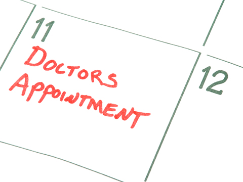 Schedule An Appointment | University Health Service