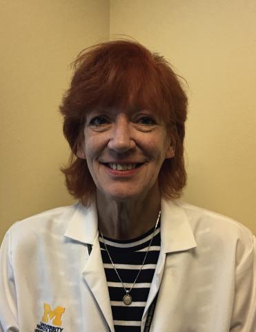 Nurse Mary Poole