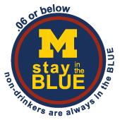 stay blue badge