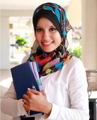 a female patient