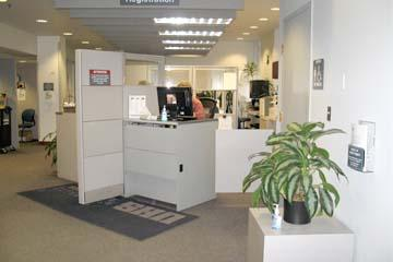 UHS front desk