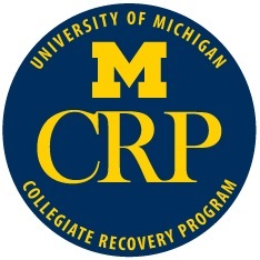 logo for Collegiate Recovery Program