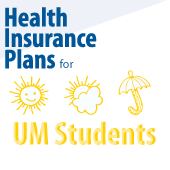 Health insurance plans for UM students