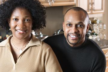 Two parents